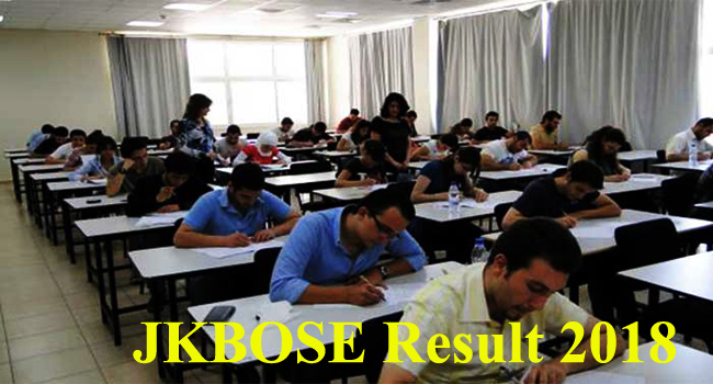 JKBOSE Result 2019: Class 12 Annual Exam Result Declared on jkbose.co.in